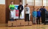 Kryštof 3.místo