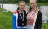 Kristýna Bartuňková vyhrála dvojskif juniorek