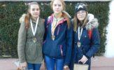 holky s medailema