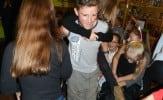 Jeňa soutěží v tanci