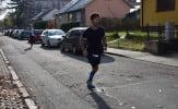 Kuba treninkově půlmaraton